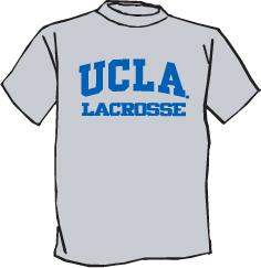 ucla lacrosse shirt t-shirt